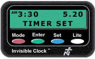 Invisible Clock II