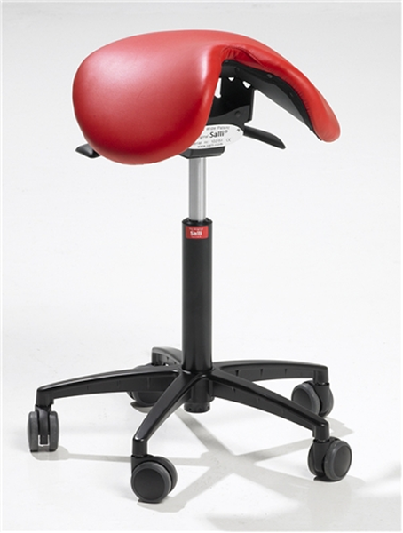 Salli Classic Saddle Seat Correct Breathing