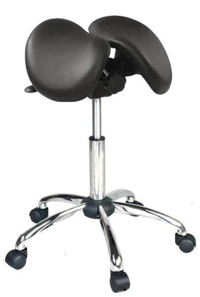 Kanewell Twin Adjustable Saddle Stool